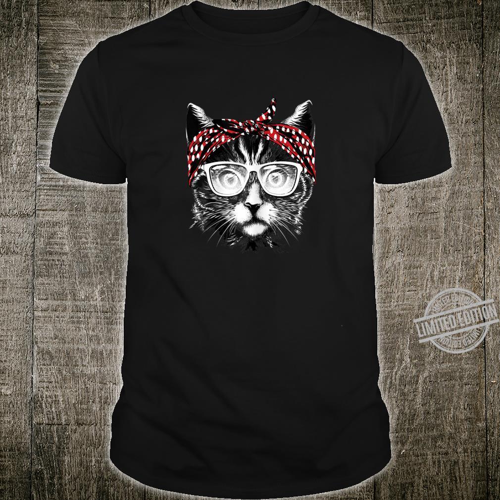 Best Cat Mom Ever Katzenmama Katzenmotiv Geschenk Damen Shirt