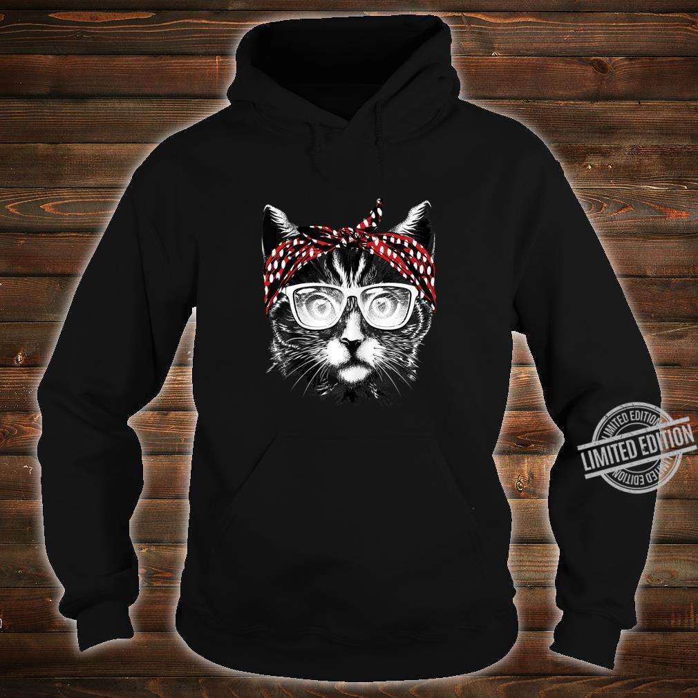 Best Cat Mom Ever Katzenmama Katzenmotiv Geschenk Damen Shirt hoodie